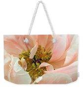 Pastel Floral Weekender Tote Bag