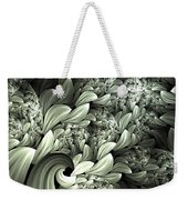 Pastel Garden Abstract Weekender Tote Bag
