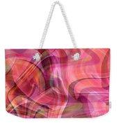 Pastel Power- Abstract Art Weekender Tote Bag