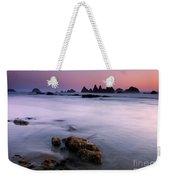 Pastel Sea Weekender Tote Bag