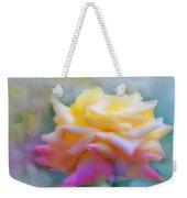 Pastelacious Rose Weekender Tote Bag