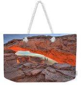 Pastels At Canyonlands Weekender Tote Bag