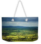 Pastoral Fields, Near Clonea, County Weekender Tote Bag