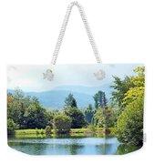 Pastoral Pond And Valley Weekender Tote Bag