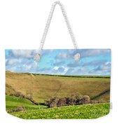 Pasture Land - Dorset Weekender Tote Bag