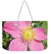 Pasture Rose Rosa Carolina Weekender Tote Bag