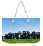 Pasture Tree Line Summer 15798 Weekender Tote Bag