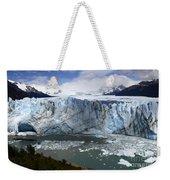 Patagonia Glaciar Perito Moreno 4 Weekender Tote Bag