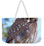 Patagonia Pygmy Owl Weekender Tote Bag