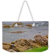 Patch Reefs At Point Amour In Labrador Weekender Tote Bag