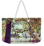 Patches Of Color Weekender Tote Bag
