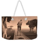 Path In Life Weekender Tote Bag by Bob Orsillo