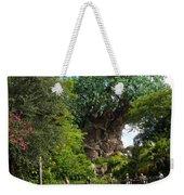 Path Leading To Tree Of Life Weekender Tote Bag