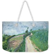 Path Leading To Ville D'avray Weekender Tote Bag