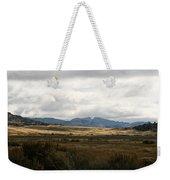 Path Of The Pioneers - Split Rock - Jeffrey City - Wyoming Weekender Tote Bag
