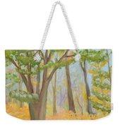 Path Of Trees Weekender Tote Bag