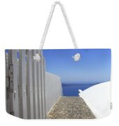 Path Out To Sea Weekender Tote Bag