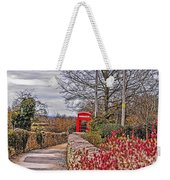 Path Through The Cotswolds Weekender Tote Bag