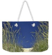 Path Through The Dunes Weekender Tote Bag