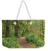 Path Through The Rainforest Weekender Tote Bag