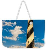 Path To Cape Hatteras Light Weekender Tote Bag