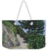 Path To L'eremo Sul Mare Weekender Tote Bag