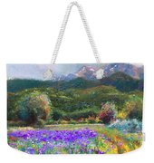 Path To Nowhere Weekender Tote Bag by Talya Johnson
