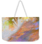 Path To Sunset Rock Weekender Tote Bag