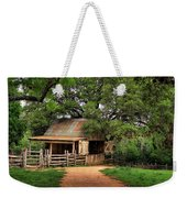 Path To The Barn Weekender Tote Bag