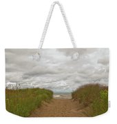 Path To The Beach 12058 Weekender Tote Bag