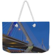 Path To The Leonard P. Zakim Bridge Weekender Tote Bag