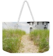 Path To The Lighthouse Weekender Tote Bag