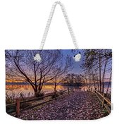 Path To The Serene Weekender Tote Bag