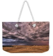 Path To The Storm Weekender Tote Bag