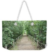 Pathway Through The Forest Weekender Tote Bag