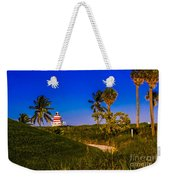 Pathway To The Beach Weekender Tote Bag