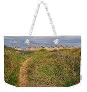 Pathway To The Cabanas Weekender Tote Bag