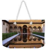 Patio De Los Arrayanes La Alhambra Weekender Tote Bag