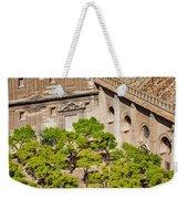 Patio De Los Naranjos Of Seville Cathedral Weekender Tote Bag