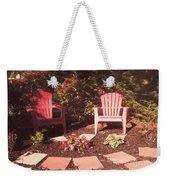 Patio Garden Weekender Tote Bag