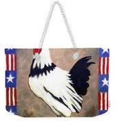 Patrick Patriotic Weekender Tote Bag