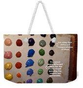 Patrick's Pre-mixed Palette Weekender Tote Bag