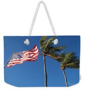 Patriot Keys Weekender Tote Bag by Carey Chen