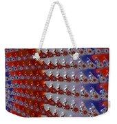 Patriotic Bandana Weekender Tote Bag