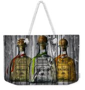 Patron Barn Door Weekender Tote Bag
