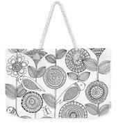 Pattern 12 Weekender Tote Bag by MGL Meiklejohn Graphics Licensing