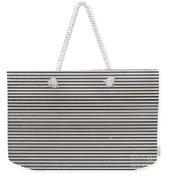 Pattern - Corrugated Metal Weekender Tote Bag