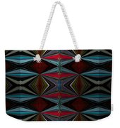 Patterned Abstract 2 Weekender Tote Bag