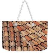 Patterned Tiles Weekender Tote Bag