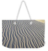 Patterns In The Sand Brazil Weekender Tote Bag
